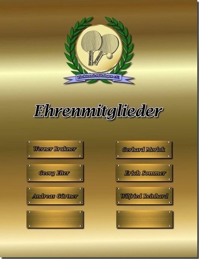 Ehrenmitglieder 2016