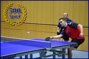 Markus Brenner 500 Spiele 1