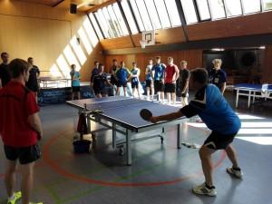 Trainingstag 2015-2