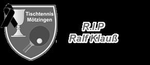 Tischtennis Mötzingen e.V.